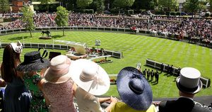 Royal Ascot, Queen, Travel, Catering